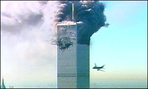 Bombing Of The World Trade Center 9 11 2001