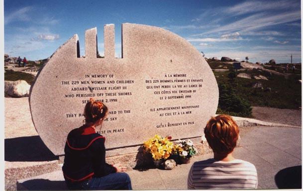 Flight 111 Plane Crash Nova Scotia