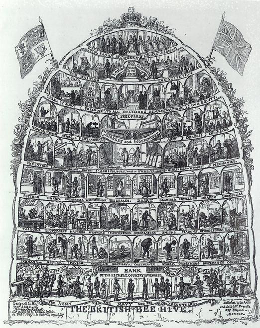 beehive of england