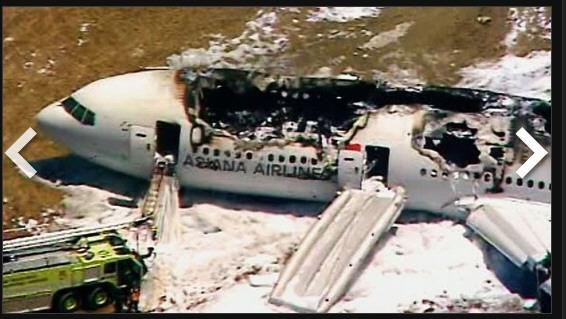 Dee Finney S Blog July 6 2013 Plane Crash At San