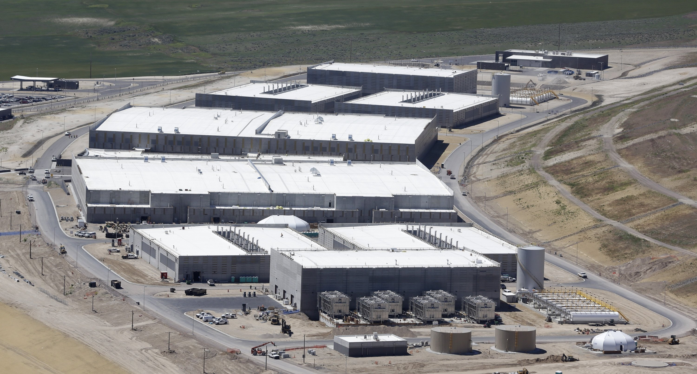 NSA UTAH DATA CENTER
