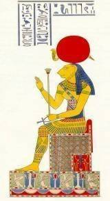 The Godess Tefnut