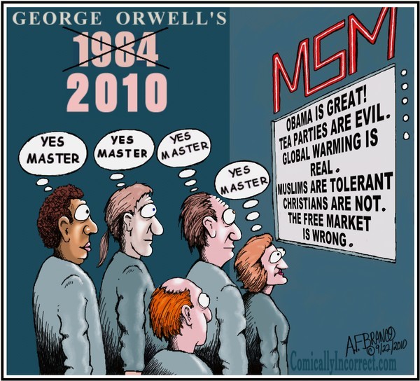 George Orwell Quotes About Evil
