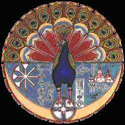 What is the Peacock Angel