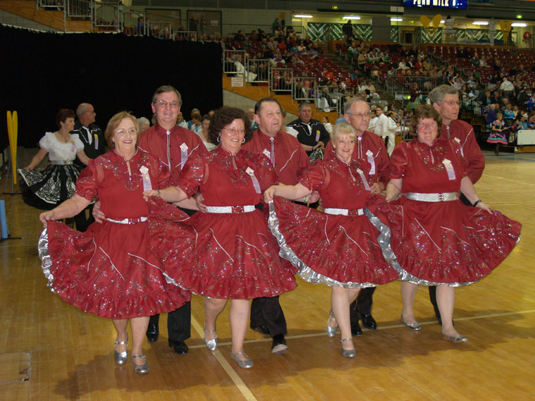 square dancing Two weeks filled with square dancing fun dance with host callers jerry story, tony oxendine & tom crisp every day the bavarian village of grassau is located about 15 hours south of munich and is considered one of the most beautiful places on the planet.