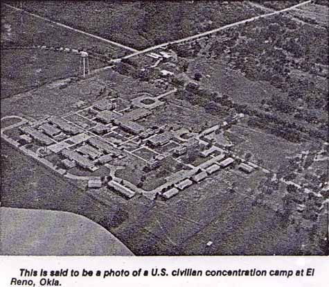 detention/concentration  camp