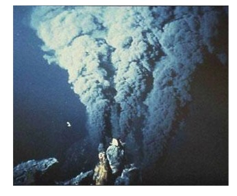 Oceanic Defense: Giant underwater volcano off Indonesia Pacific Ocean Underwater Volcanoes