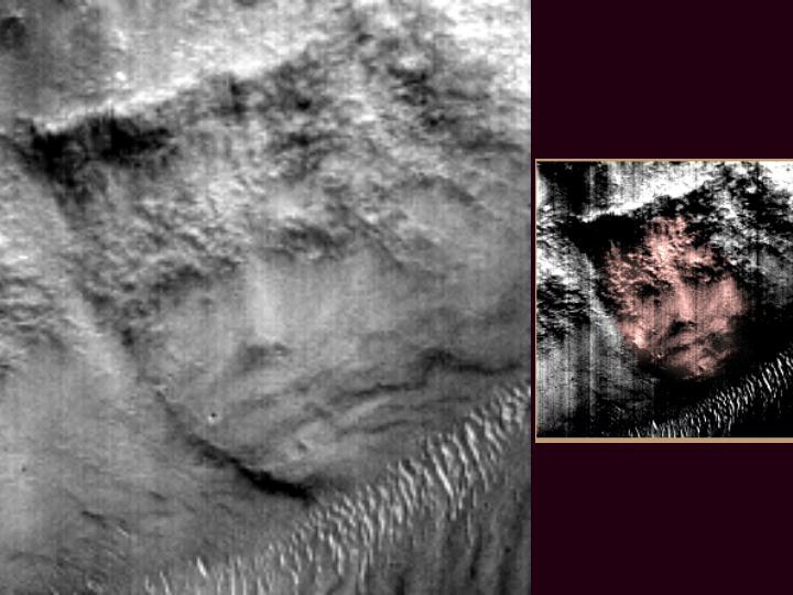 MARS - CYDONIA - VIKING & SURVEYOR PHOTOS AND OPINIONS