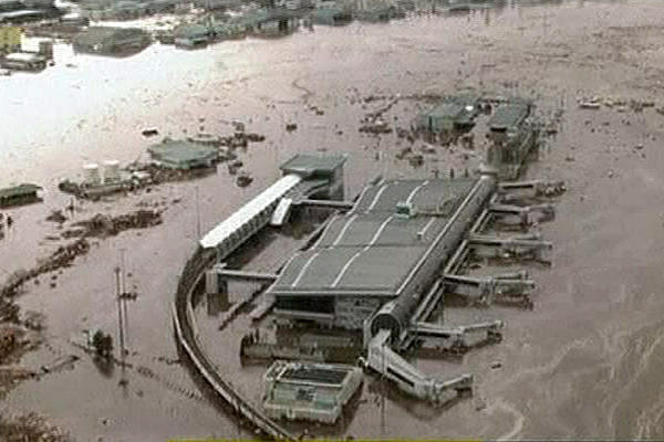 tsunamis in japan