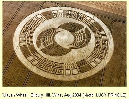 Le Crop Circle Maya dans CROP CIRCLES mayan-crop-2004