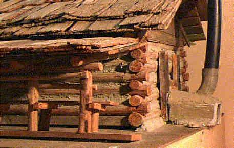 NATIVE AMERICAN HOUSING on native american longhouse project, native american chickee project, native american cherokee indian school project,