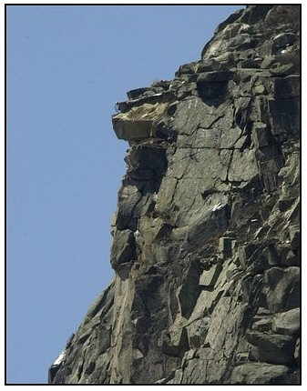 New Hampshire mourns loss of Old Man Of The Mountain