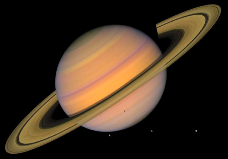 The Mythology of Saturn --- What the Truth?