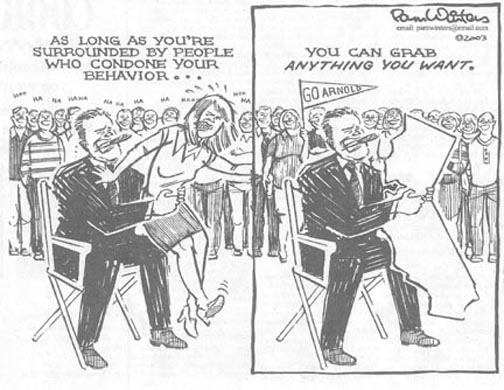 arnold schwarzenegger cartoons