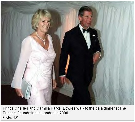 camilla parker bowles young pictures. and Camilla Parker Bowles