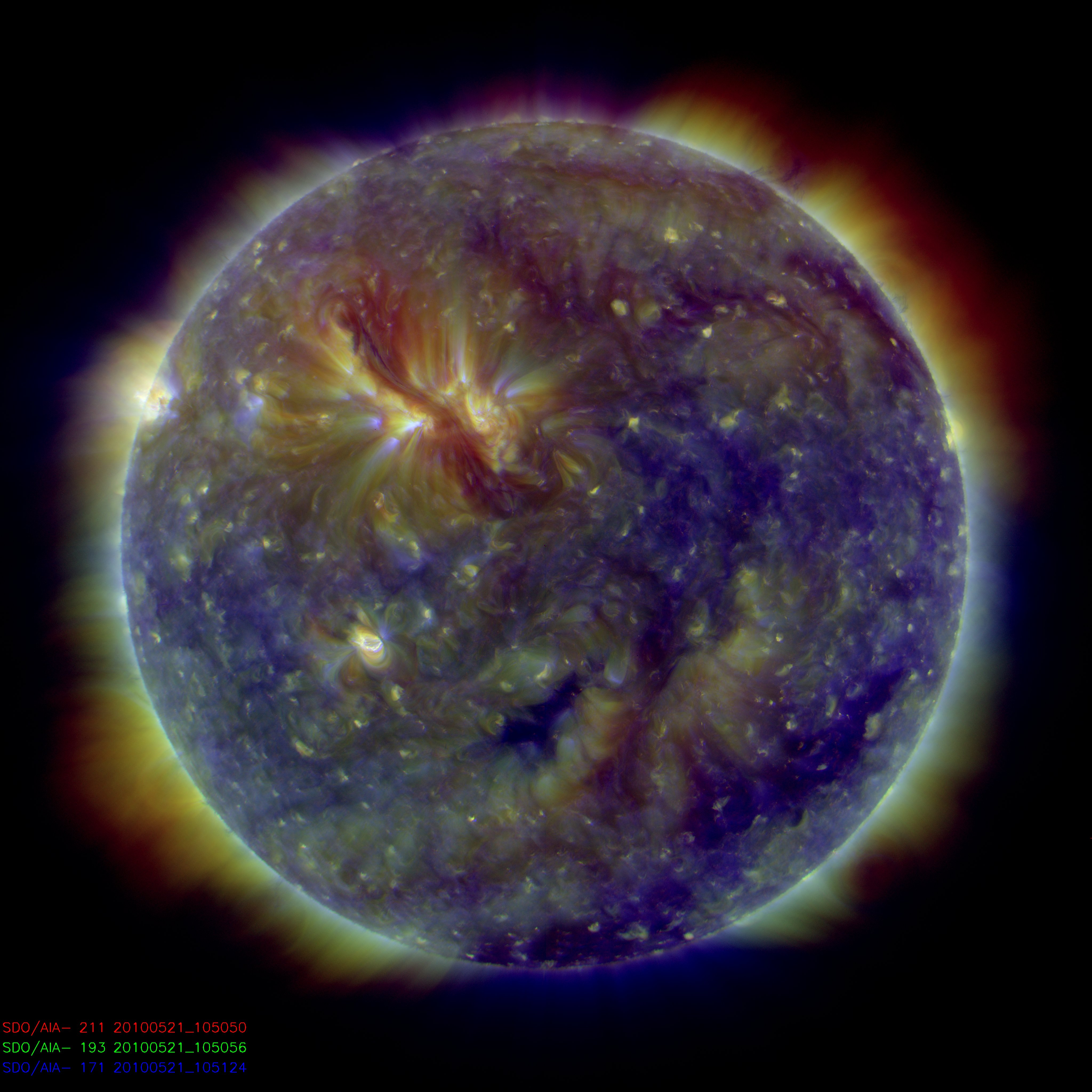 Sun From Space: SPACE WEATHER