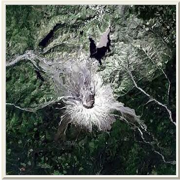 Eruptions of Mount St Helens