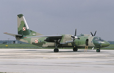 Amodel An-26 in Polish markings - Page 2 An-26