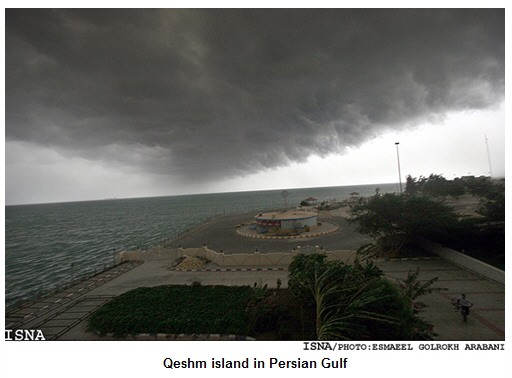 Qeshm Island Weather