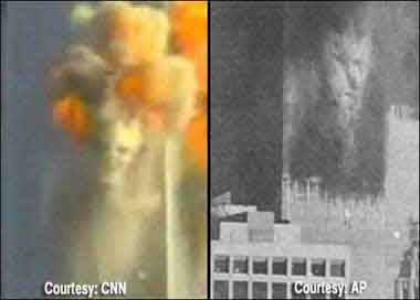 TERRORISM - WORLD TRADE CENTER - 9-11-2001 - PAGE 3